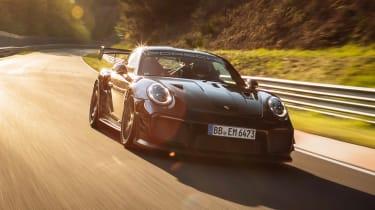 Porsche 911 GT2 Manthey Racing Nurburgring