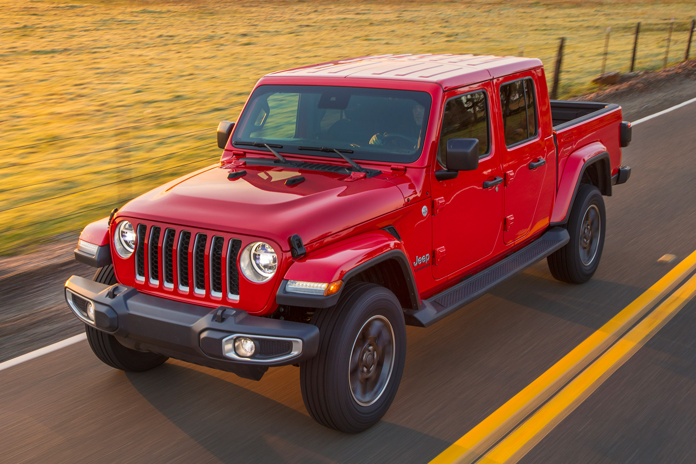 New Jeep Gladiator 2019 Review Auto Express