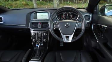 Volvo V40 Polestar Performance Pack - dash