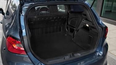 Ford Fiesta van - boot