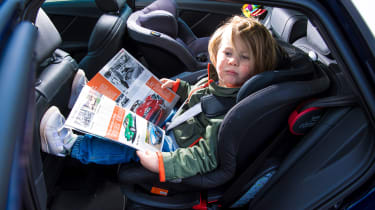 Audi Q2 35 TFSI long-termer - car seat magazine
