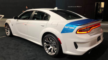 Dodge Charger Hellcat Widebody Daytona 50th Anniversary - LA Motor Show