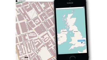 GeospotMe: British Isles