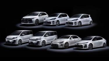 Toyota GR series