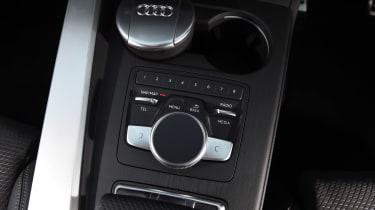 Audi A5 - controls