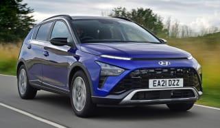 Hyundai Bayon - front