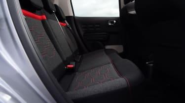 Citroen C3 - Rear Seats