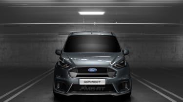 Ford Transit Connect MS-RT front grille