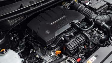 Hyundai i20 - engine