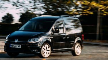 Caddy black edition