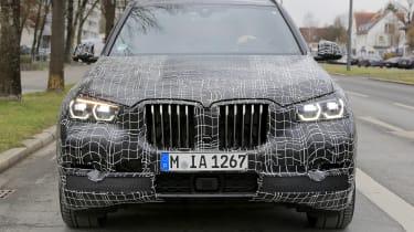BMW X5 2018 spy front