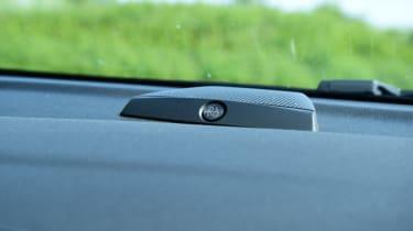 Ford Fiesta ST-Line speaker