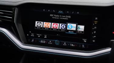Volkswagen Touareg - infotainment