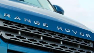 Range Rover Evoque 2WD grille