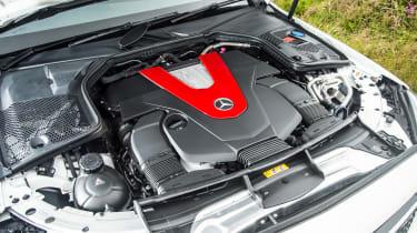 Mercedes-AMG C 43 Estate 2016 - engine