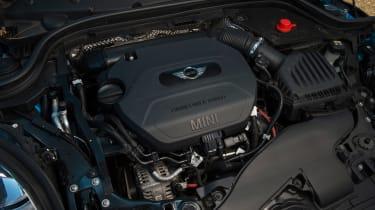 Used MINI - engine