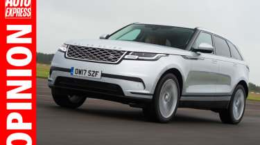 Range Rover Velar opinion
