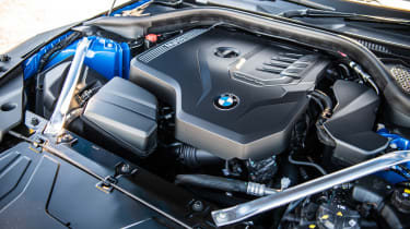 BMW Z4 - engine