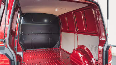 Volkswagen Transporter 6.1 - load bay