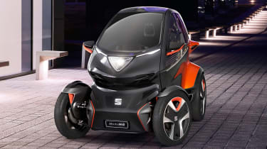 SEAT Minimo concept - front static