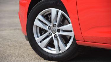 Vauxhall Astra Sports Tourer - wheel