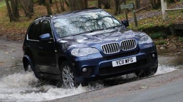 BMW X5 xDrive 30d M Sport front