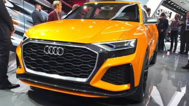 Audi Q8 Sport Concept - Geneva front 2