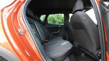 SEAT Arona - back seats