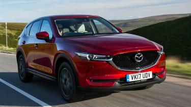 Mazda CX-5 2.2d Sport Nav - front