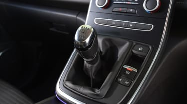 Renault Grand Scenic transmission