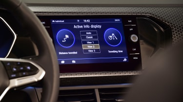 Volkswagen T-Cross - infotainment