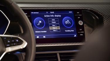Volkswagen T-Cross - infotainment