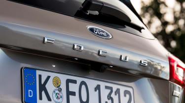 Ford Focus - rear detail