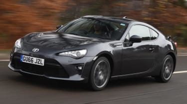 Toyota GT86 - best used coupes