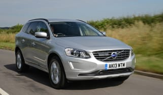 Volvo XC60 front action