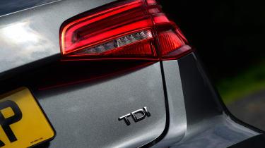 Audi A3 Sportback 2.0 TDI - TDI badge