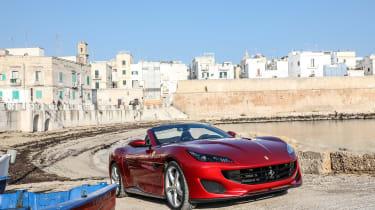 Ferrari Portofino - front static
