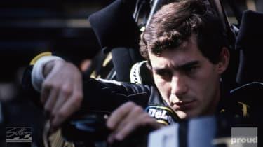Aryton Senna Formula One World Championship 1986