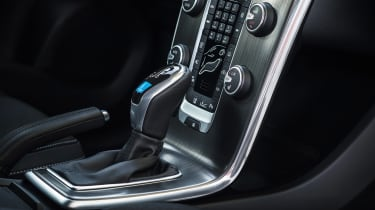 Volvo Polestar performance parts gearstick