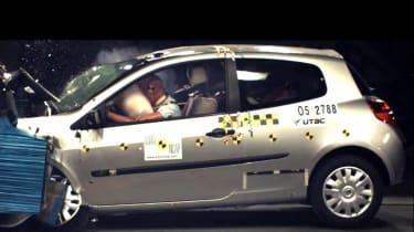 First supermini to score five stars in Euro NCAP test