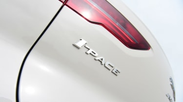 Jaguar I-Pace - I-Pace badge