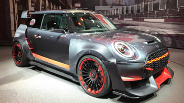 MINI John Cooper Works GP concept - Frankfurt front