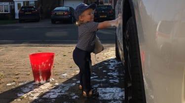 SEAT Tarraco long-termer - final report child