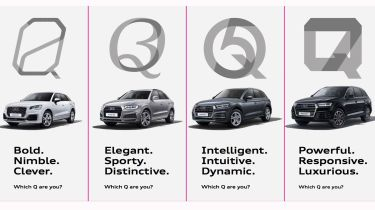 Which Q are you? Audi sponsored quiz