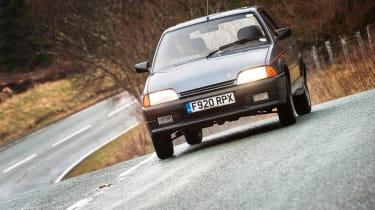 Citroen AX GT - front