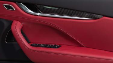 Maserati Levante S - interior