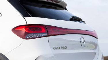 Mercedes EQA 250 - rear light