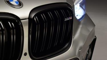BMW X3M - grille