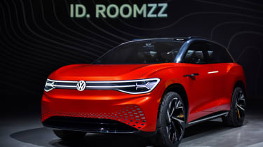 VW ID. Roomzz - Shanghai