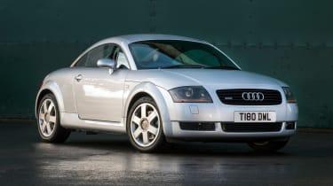 German modern classics - Audi TT